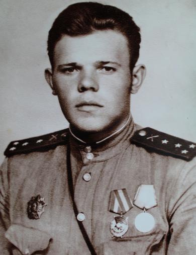 Илюшечкин Константин Иванович