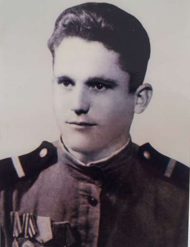 Шелудченко Стефан Андреевич