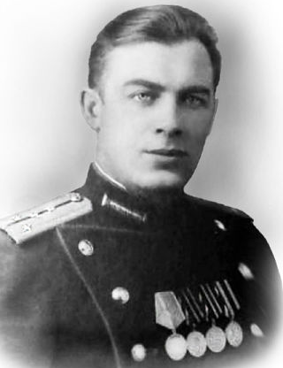 Волков Марк Алексеевич