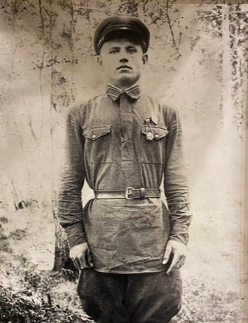 Ивашкин Яков Тихонович