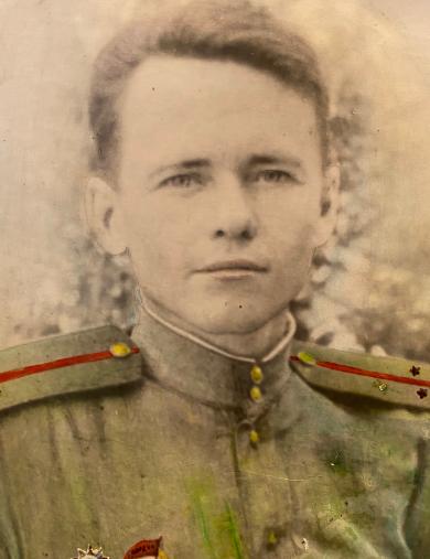 Ефимов Василий Иванович
