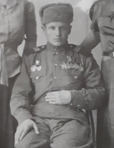 Романов Пётр Михайлович