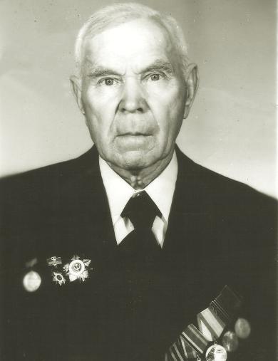 Коноваленко Евсей Григорьевич