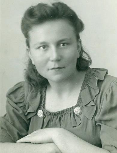 Шлипова Анна Даниловна