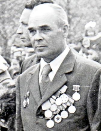 Шуклин Николай Алексеевич