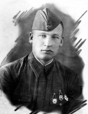 Коломеец Степан Андреевич