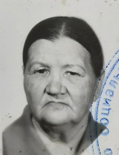 Бикбаева Зугра Тимербаевна