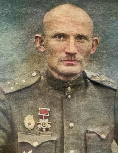 Алешин Николай Иванович
