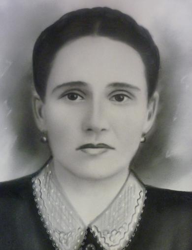 Сазонова Прасковья Александровна