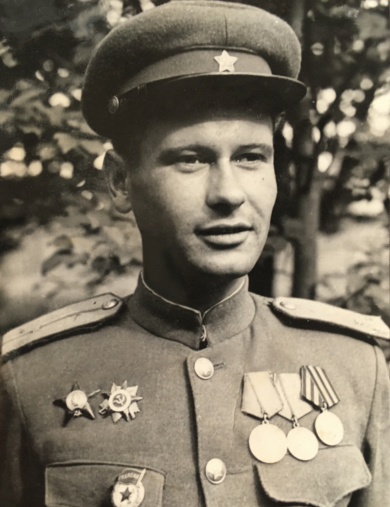 Ялоза Алексей Ефимович