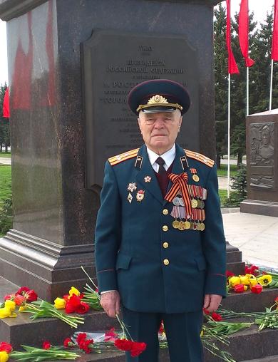 Чеботарёв Спиридон Андреевич