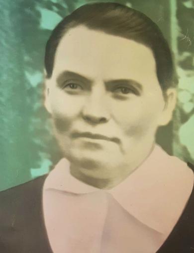 Алешина Мария Тимофеевна