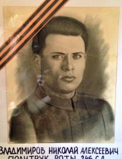Владимиров Николай Алексеевич