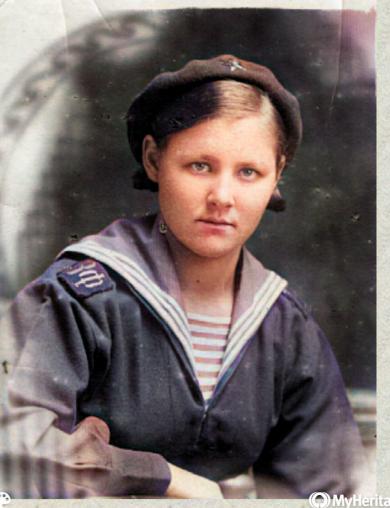 Антохина Анна Денисовна