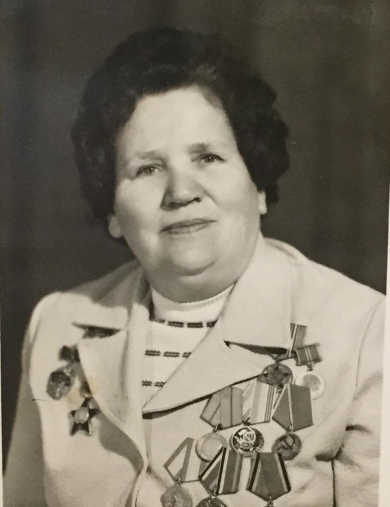 Ермакова Екатерина Денисовна