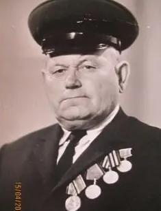 Щегольков Семен Васильевич