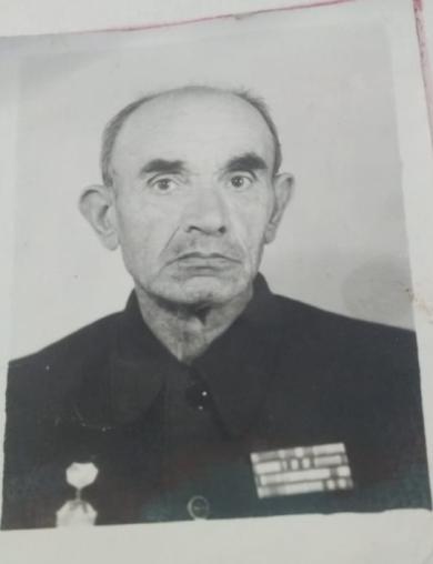 Ахмедов Магомед Ахмедович