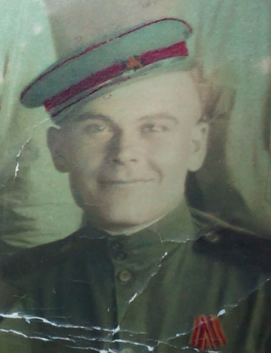 Ашихмин Гурьян Васильевич