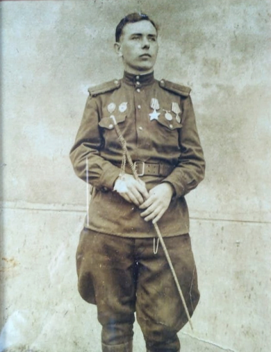 Агафонов Сергей Васильевич