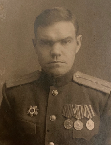 Беликов Георгий Васильевич