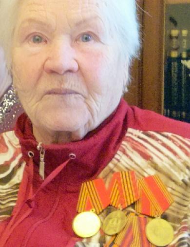 Ганичева Екатерина Ефимовна