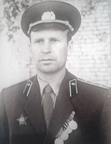 Лавренников Андрей Максимович