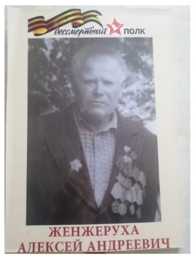 Женжеруха Алексей Андреевич