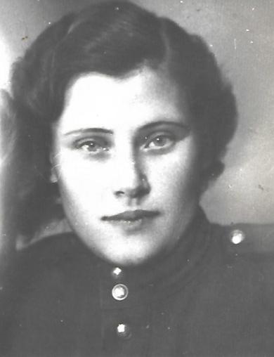 Цветкова Зоя Павловна