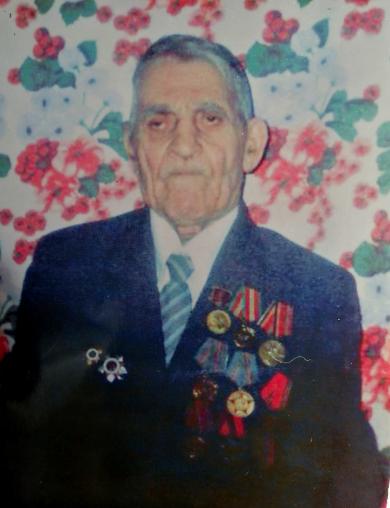 Солдаткин Павел Трофимович