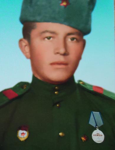 Мушенко Михаил Андреевич