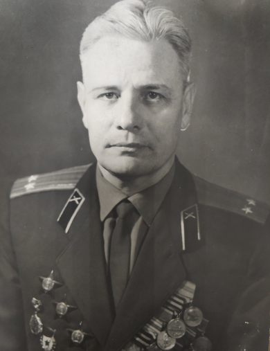Фетисов Александр Сергеевич