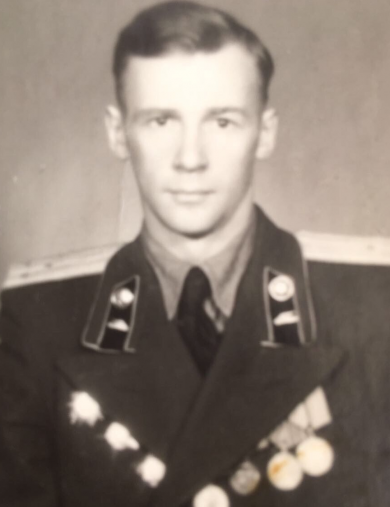 Всехсвятский Владимир Борисович