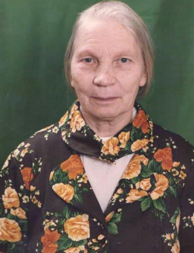 Черных Анна Ефимовна