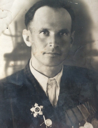 Шафорост Василий Васильевич