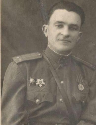 Байдалин Егор Егорович