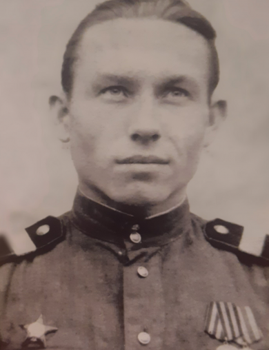 Кустов Модест Иванович