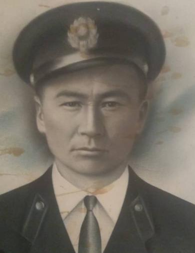 Улюшбаев Асанбай