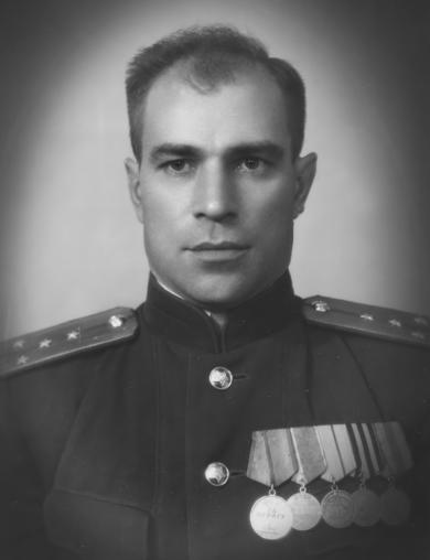 Безлаковский Яков Трофимович