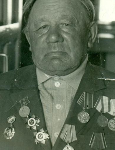 Разгильдеев Евсей Анисимович