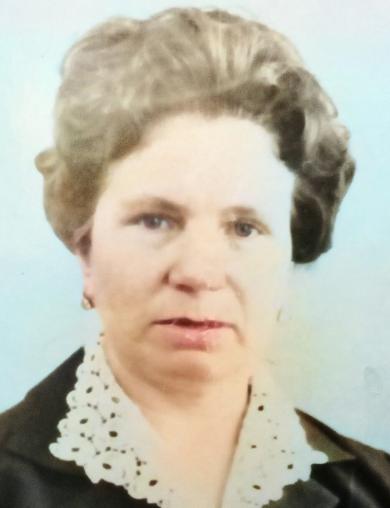 Гераськина Клавдия Степановна