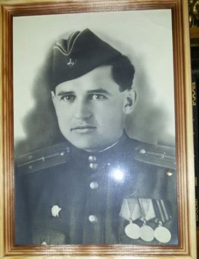 Хабибулин Анвер Абдулович