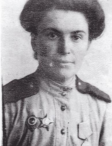 Усова Анастасия Васильевна