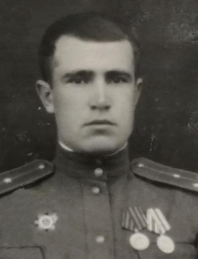 Хохлов Сергей Тимофеевич