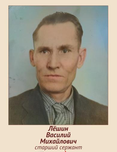 Лёшин Василий Михайлович