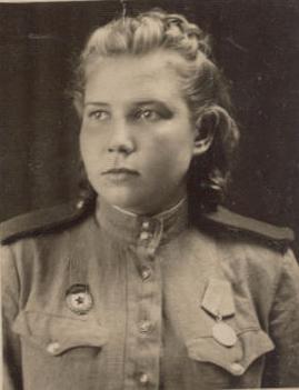 Матвеева Зинаида Петровна