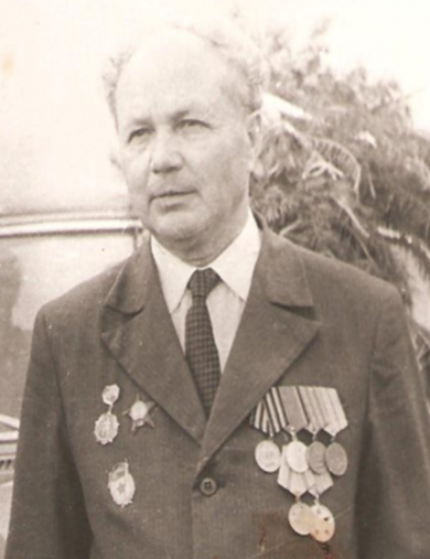 Тамаев Иван Николаевич