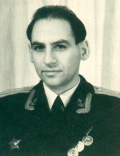 Комаров Александр Александрович