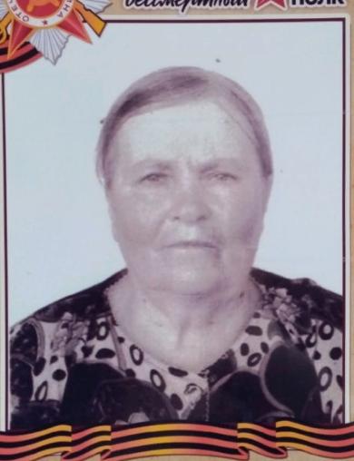 Иванисова Татьяна Евдокимовна