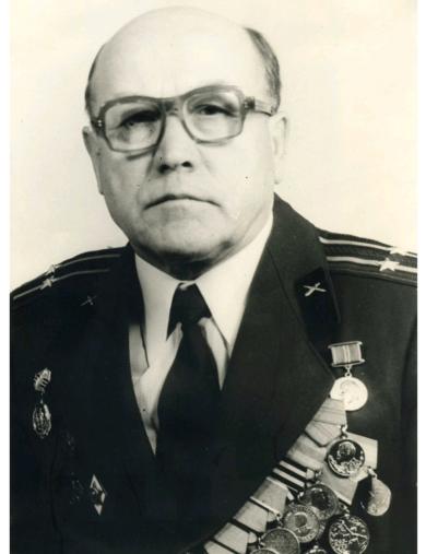 Герасимов Иван Леонтьевич