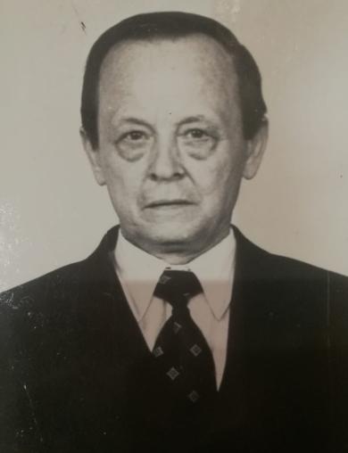 Мануковский Сергей Макарович